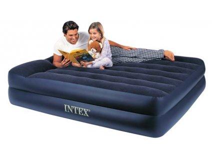 INTEX nafukovací postel Rising Comfort