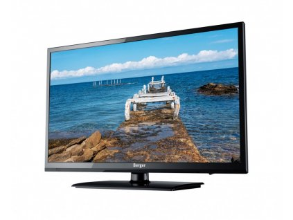 Berger Camping TV LED Fernseher 22 Zoll