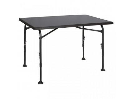 Hliníkový stůl Westfield Aircolite Black line 120 x 80 cm