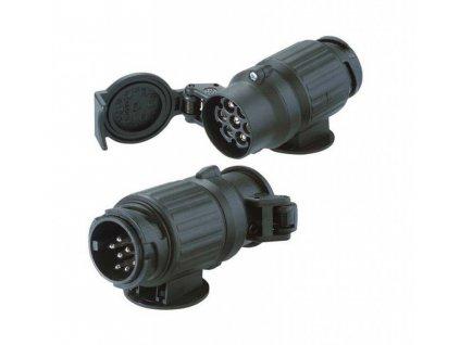 13-pólový adaptér Jäger Multicon