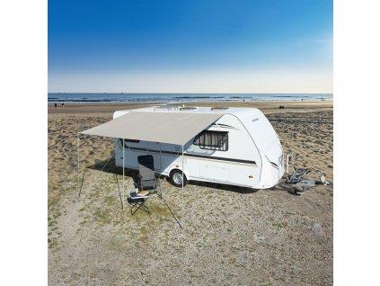Sluneční střecha Playa šedá