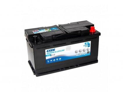 113688 1 baterie exide dual agm 92ah 12v ep800 ep 800