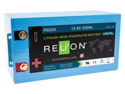 Relion Lithium Batterie RB200 - 200 Ah