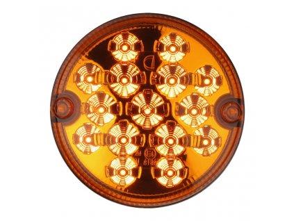 Dimatec LED koncova svetla zluta zadni kontrolka l