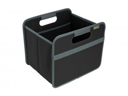 Meori Faltbox Černý přenosný skládací box malý