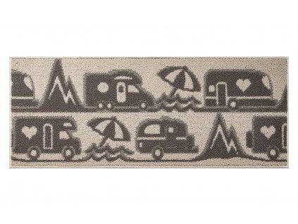 Arisol Master Camp rohožka 50 x 100 cm béžová