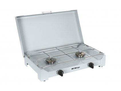 Berger dvouhořákový plynový vařič