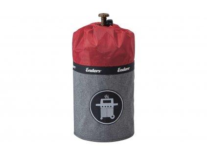 Enders Ochranný kryt na plynové lahve Lifestyle 5 kg - červený