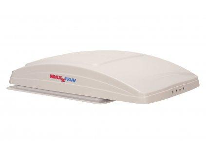 Airxcel Maxxfan Deluxe Dachhaube / Ventilationssystem 12 V 40 x 40 cm weiß