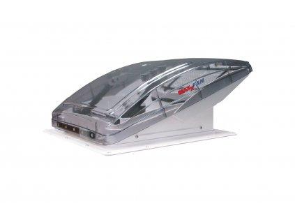 Airxcel Maxxfan Deluxe Dachhaube / Ventilationssystem 12 V 40 x 40 cm klar