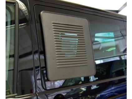 T5/6 Větrací mřížka pro posuvné okno AIRvent levá strana