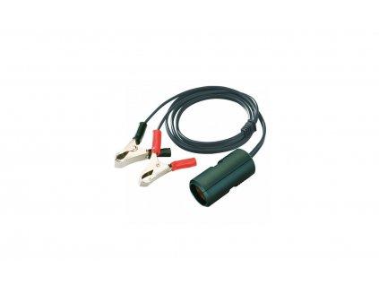 12 V- Adaptérový kabel na baterku 8A
