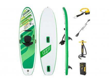 Bestway Freesoul Tech SUP aufblasbares Stand Up Paddling-Board Set
