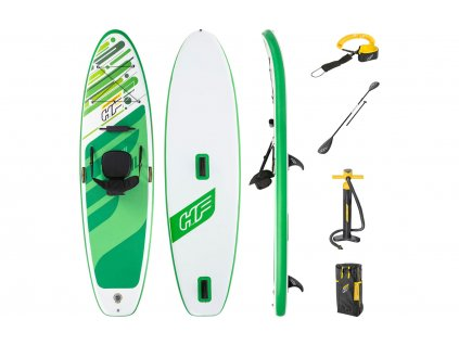 Bestway Freesoul Tech SUP aufblasbares Stand Up Paddling-Board Set