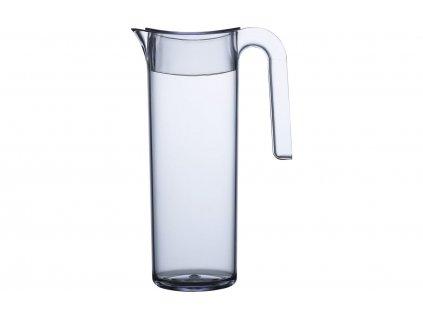 Karafa na vodu Mepal Flow 1,5 litru, plast