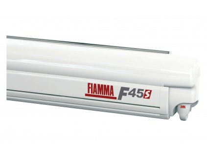 Fiamma F45s Polar white - Royal Blue