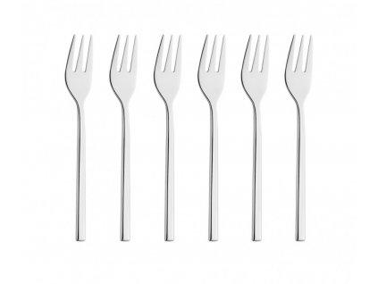 Sada příborů dezertní vidličky 6 kusů