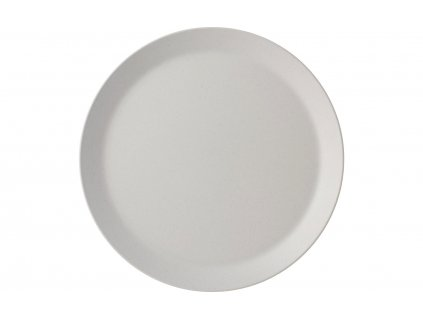 Melaminový talíř Mepal Bloom, oblázková bílá