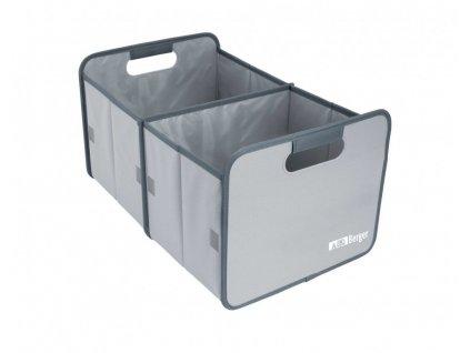 Berger skládací box šedý