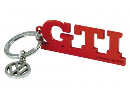 VW Collection GTI Schlüsselanhänger Rot