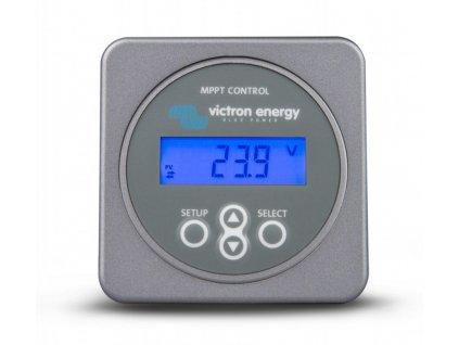 Displej MPPT regulátorů Victron Energy