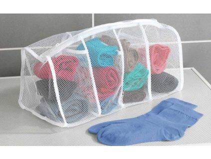Berger síť na špinavé prádlo - 4 přihrádky