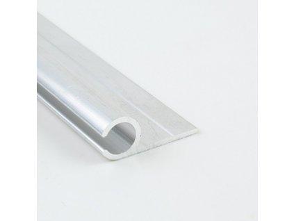 Rovná kédrová profilová lišta