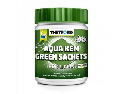Thetford sáčky Aqua Kem Green Sachets