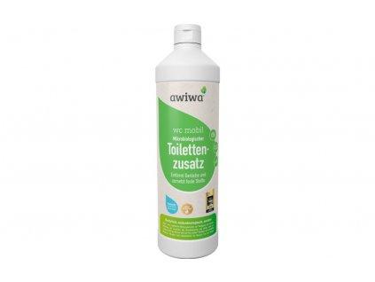 Awiwa biologická přísada do fekální nádrže WC Mobil 1 L