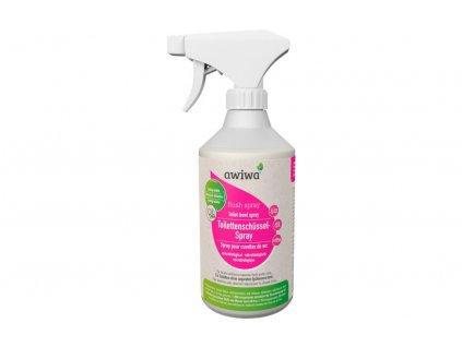 Awiwa biologická přísada do splachování Flush Spray 0,5 L