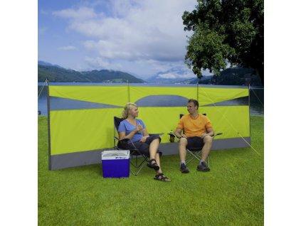 Ochrana proti větru Berger Screen - zelená