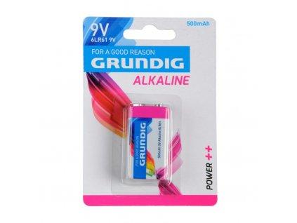 Alkalická baterie 9 V