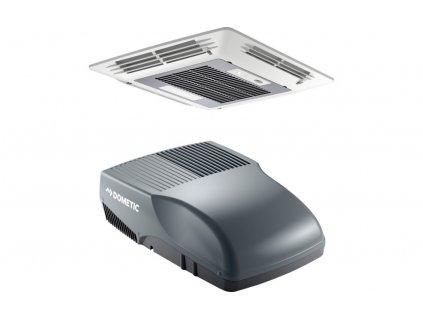 Dometic střešní klimatizace FreshJet 2000 s rozvodem vzduchu šedá