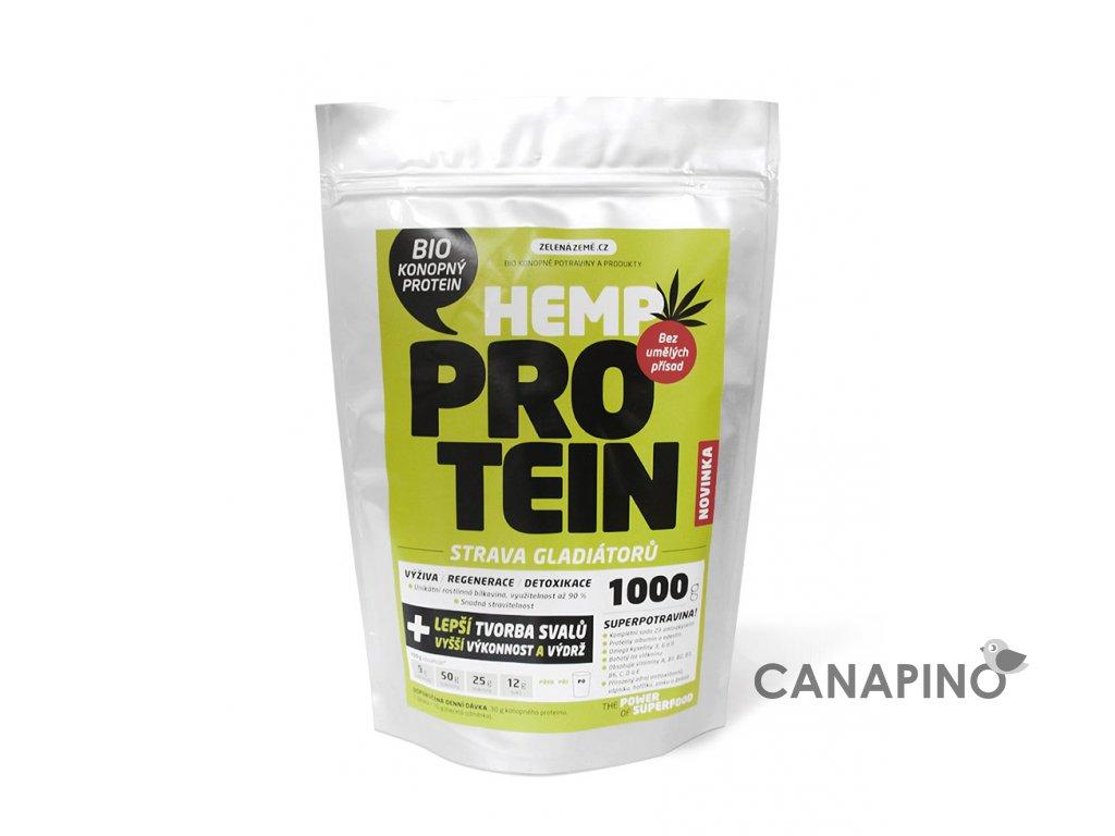 hemp protein 1000g