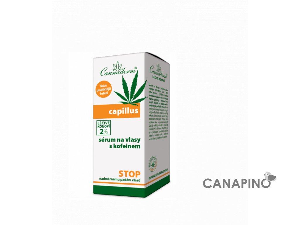 capillus sérum na vlasy s kofeinem