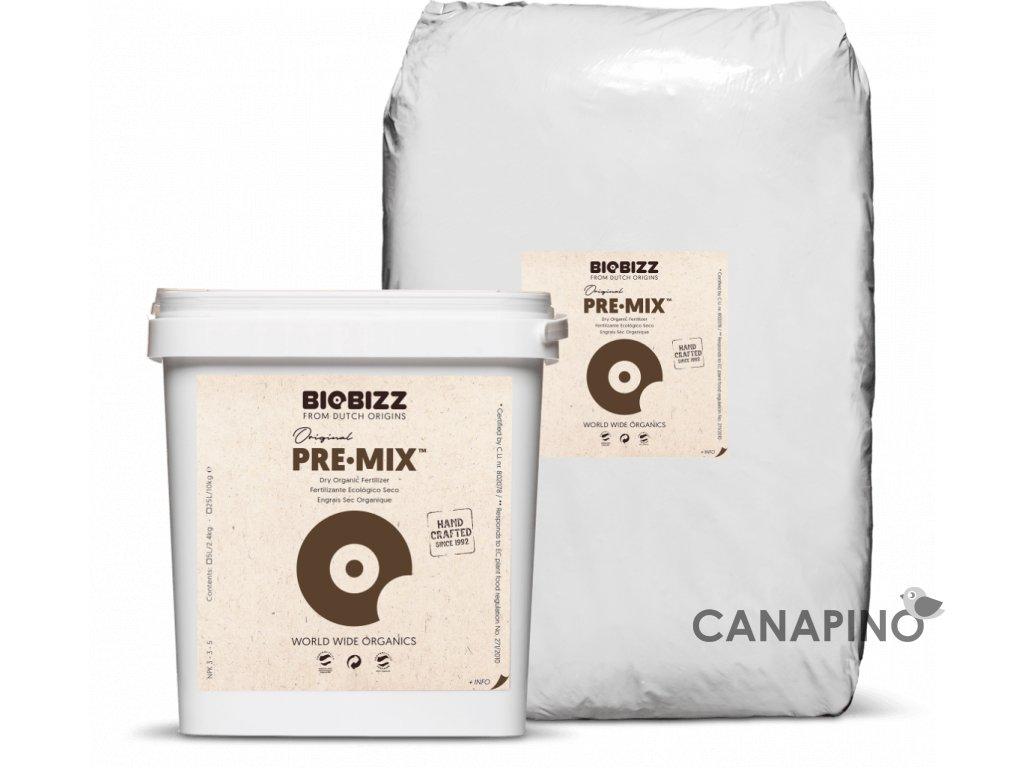 Pre·Mix biobizz