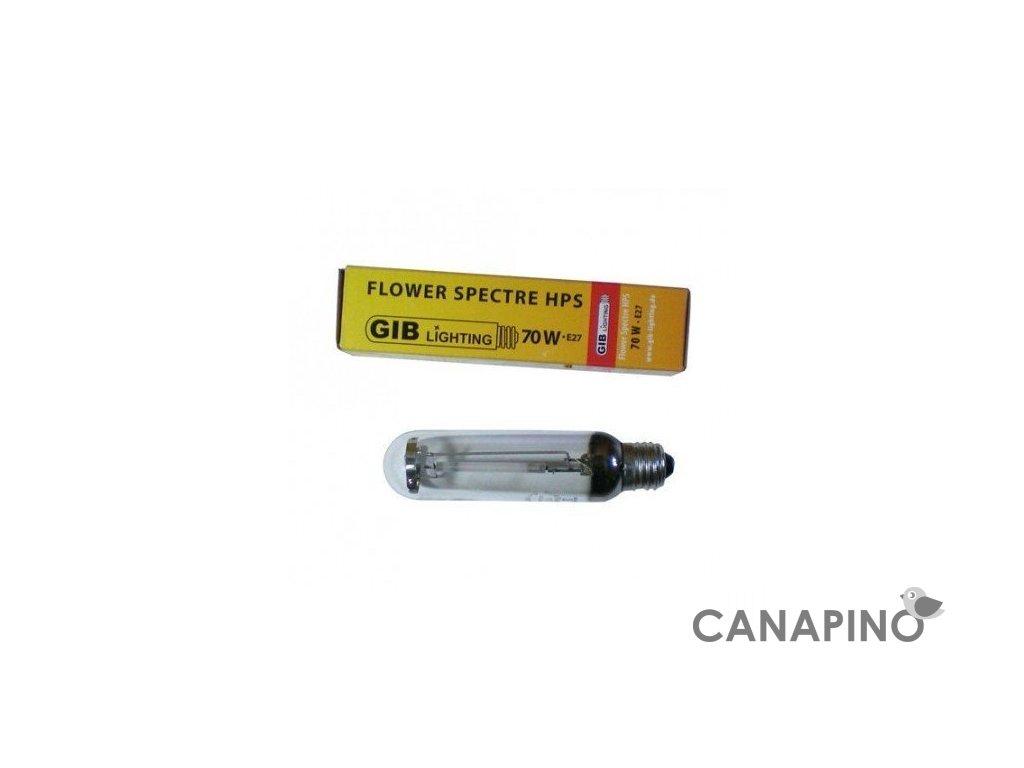 Výbojka GIB Lighting Flower Spectre 70W HPS