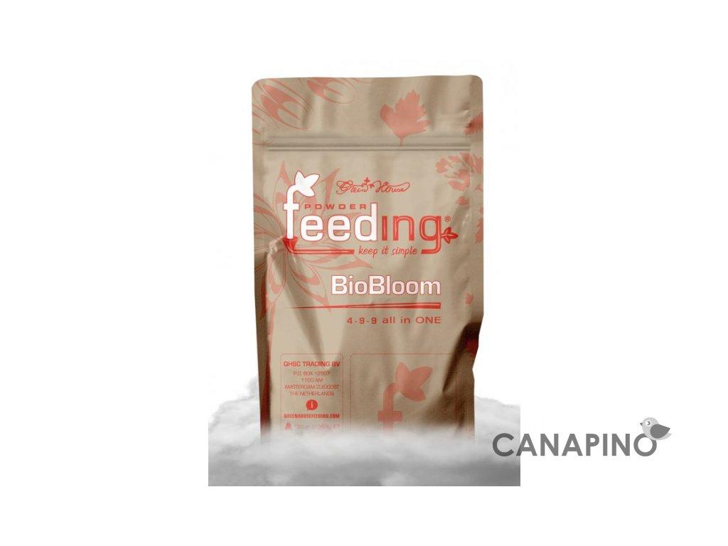 powder feeding bio bloom