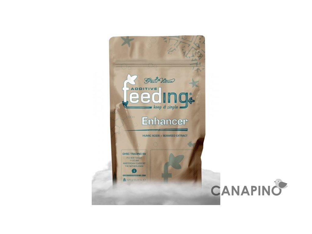 powder feeding enhancer