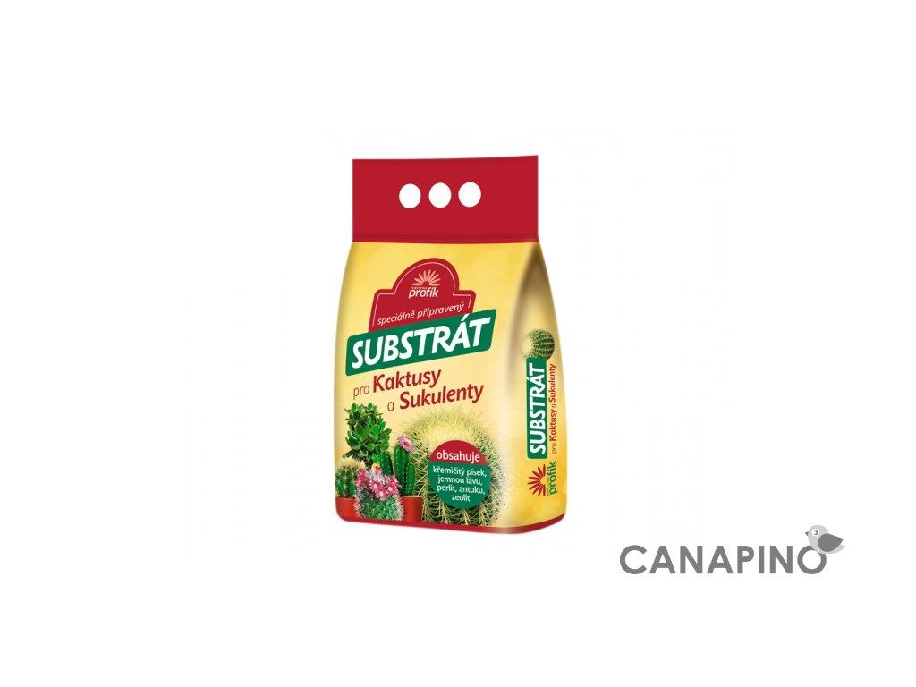 substrát forestina profík pro kaktusy a sukulenty 5