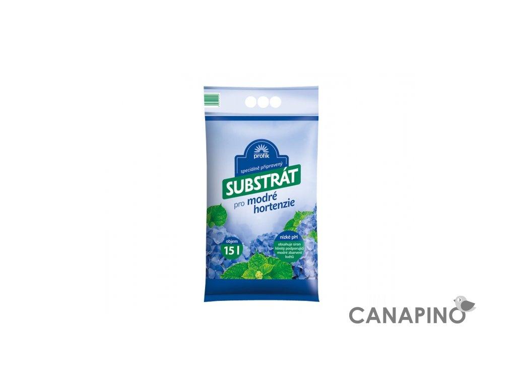substrát forestina profík pro modré hortenzie