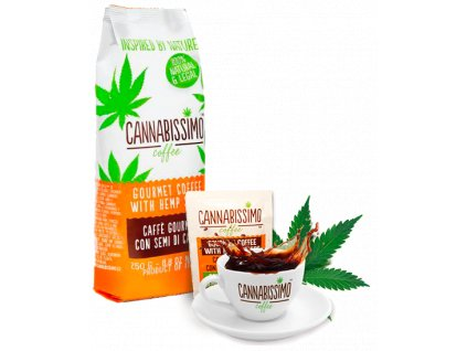 cannabissimo bagAndCup