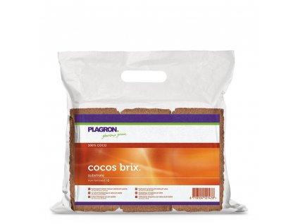 plagron cocos brique