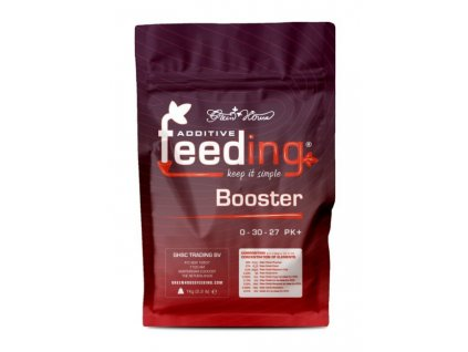 powder feeding booster