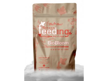 powder feeding bio bloom
