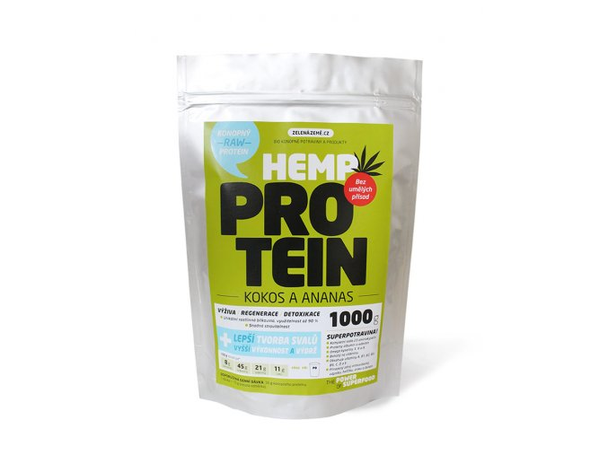 protein kokos ananas 1000