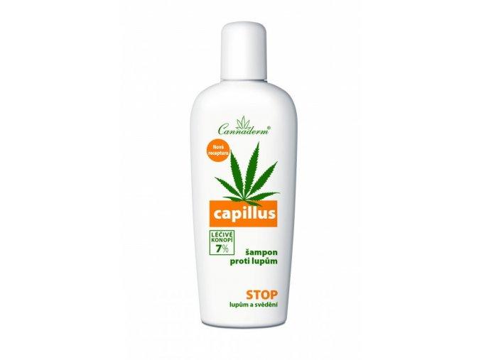 capillus šampon proti lupum