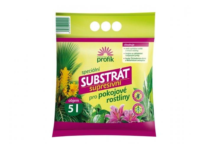 substrat forestina supresivni pro pokojové rostliny 5