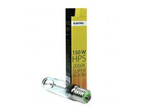 Výbojka ELEKTROX Super Bloom 150W HPS