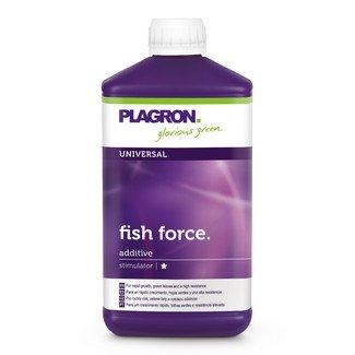 Plagron Fish Force, růstové hnojivo objem: 1 l